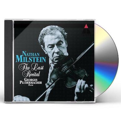 LAST RECITAL CD