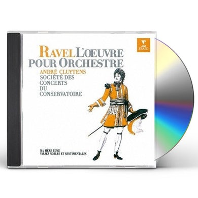 Ravel MA MER L'YOI CD