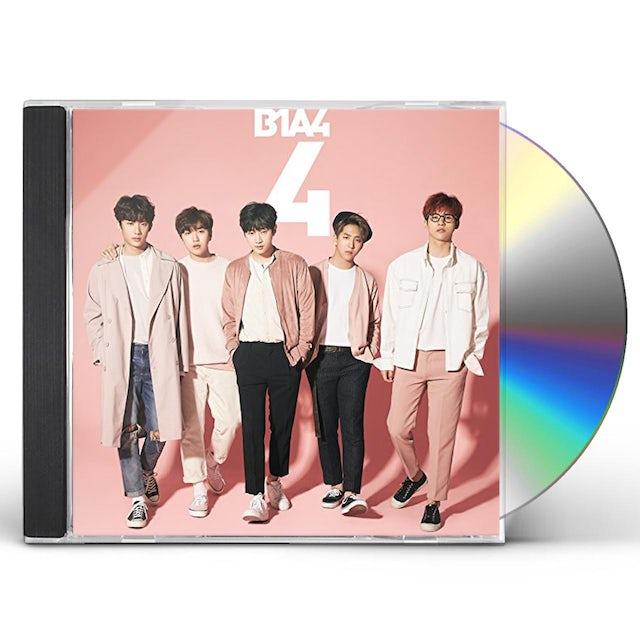 B1A4 4 CD