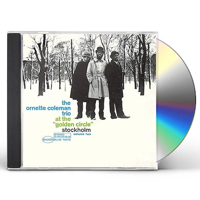 Ornette Coleman AT THE GOLDEN CIRCLE VOL 2 CD