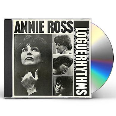 Annie Ross LOGUERHYTHMS: SONGS FROM THE ESTABLISHMENT CD