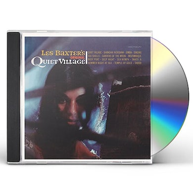 Les Baxter ORIGINAL QUIET VILLAGE CD