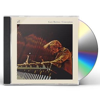 Gary Burton CONCEPTION CD
