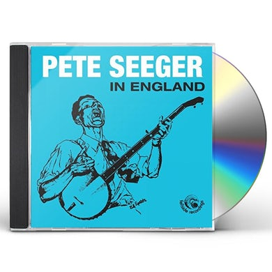 Pete Seeger IN ENGLAND CD