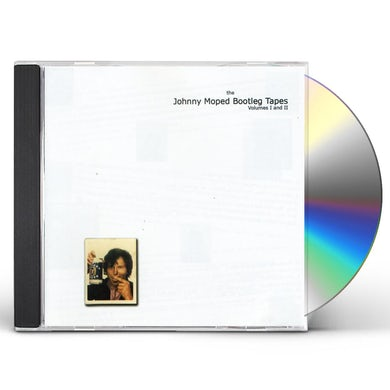 Johnny Moped BOOTLEGS 1 & 2 CD