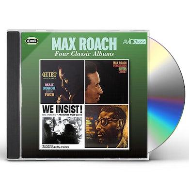 Max Roach QUIET AS IT'S KEPT CD