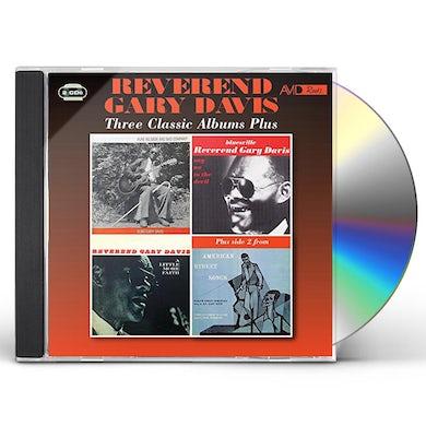 Gary Davis PURE RELIGION CD