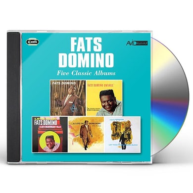 Fats Domino LOT OF DOMINOS CD