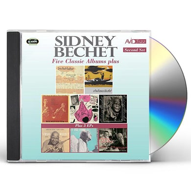 Sidney Bechet ON PARADE / AMBIANCE CD