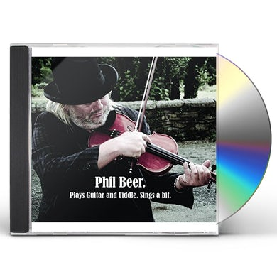 PLAYS GUITAR & FIDDLE CD