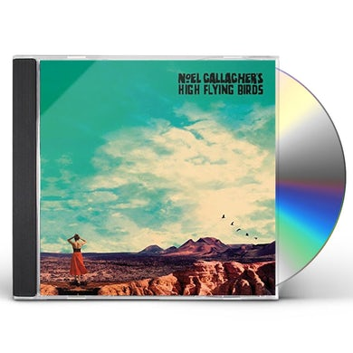Noel Gallagher WHO BUILT THE MOON CD