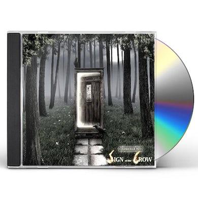 David Cross SIGN OF THE CROW CD