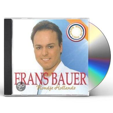 Frans Bauer RONDJE HOLLANDS CD