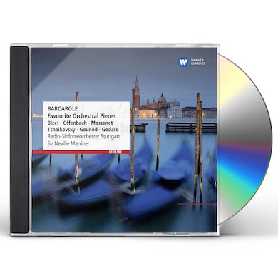 RED LINE: BARCAROLE FAVOURITE ORCHESTRAL PIECES CD