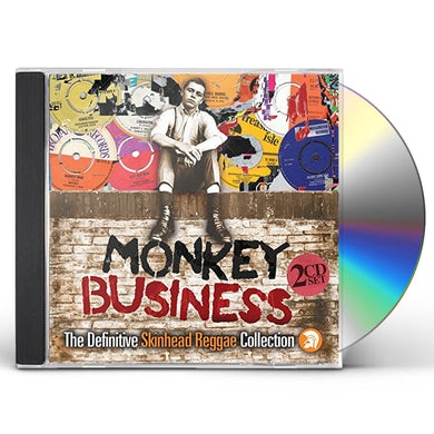 MONKEY BUSINESS: DEFINITIVE SKINHEAD REGGAE COLL CD
