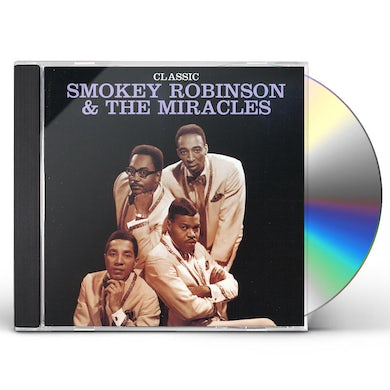 Smokey Robinson CLASSIC: MASTERS COLLECTION CD