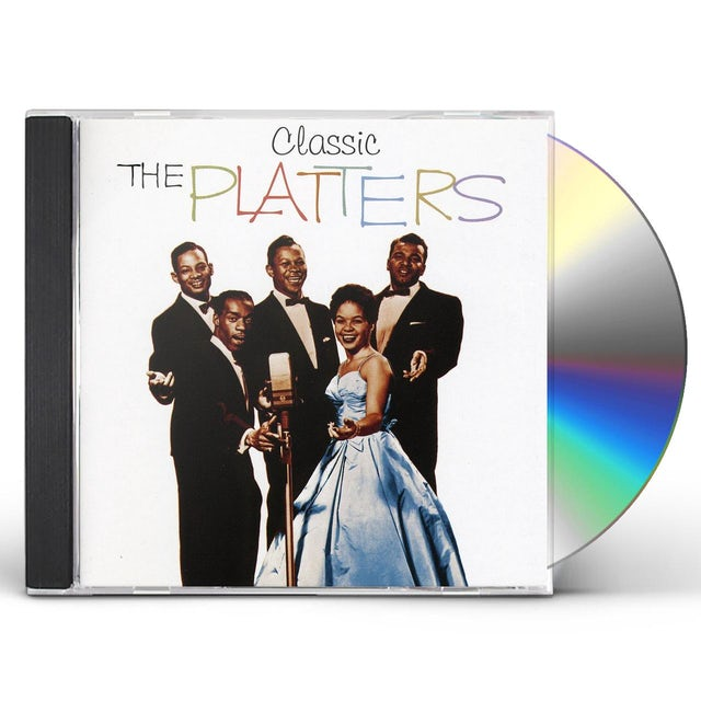 Platters CLASSIC: MASTERS COLLECTION CD