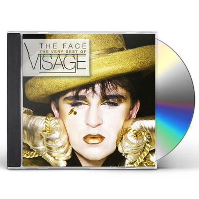 FACE: BEST OF VISAGE CD