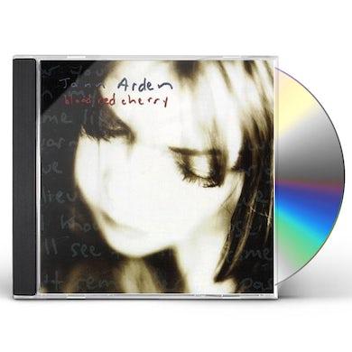Jann Arden BLOOD RED CHERRY CD