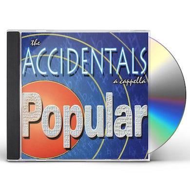 Accidentals POPULAR CD