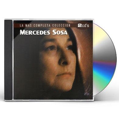 Mercedes Sosa LA MAS COMPLETA COLECCION CD