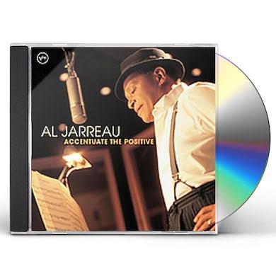 Al Jarreau ACCENTUATE THE POSITIVE CD
