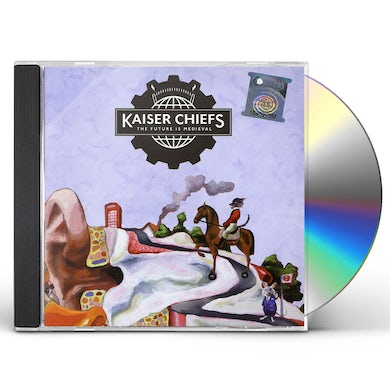 Kaiser Chiefs FUTURE IS MEDIEVAL CD