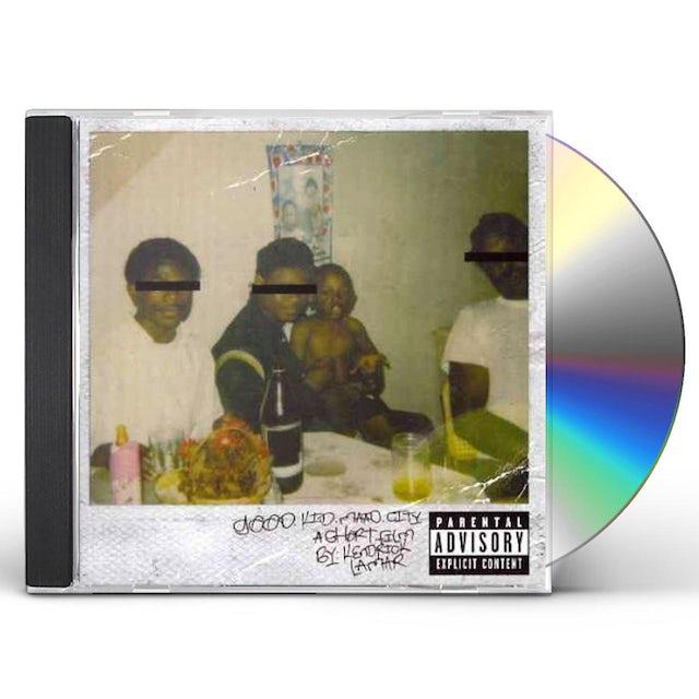 Kendrick Lamar GOOD KID: M.A.A.D CITY CD