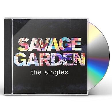 Savage Garden SINGLES (SINGLE DISC) CD