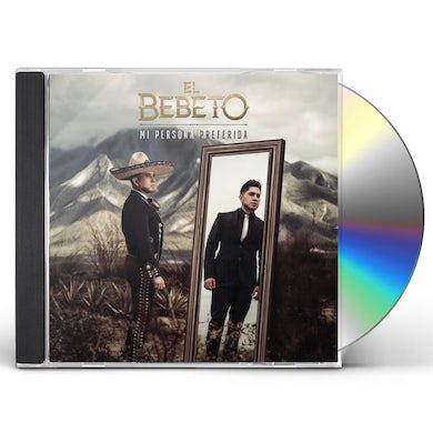 Bebeto MI PERSONA PREFERIDA CD