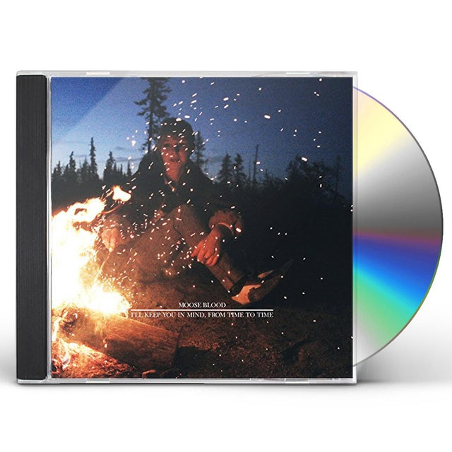 Moose Blood I'LL KEEP YOU IN MIND FROM TIME TO TIME CD