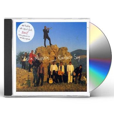 Sierra Maestra RUMBERO SOY CD