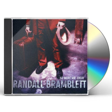 Randall Bramblett NO MORE MR LUCKY CD