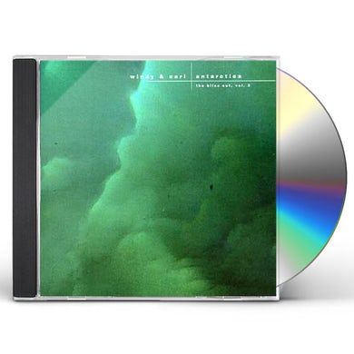 Windy & Carl ANTARTICA: BLISS OUT 2 CD