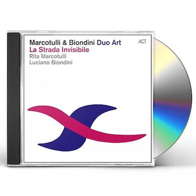 Rita Marcotulli LA STRADA INVISIBILE CD