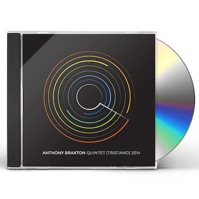 Anthony Braxton QUINTET [TRISTANO] 2014 CD