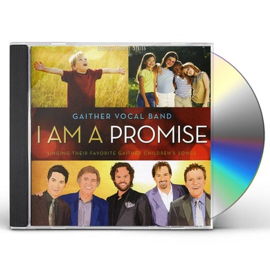 Gaither Vocal Band I AM A PROMISE CD
