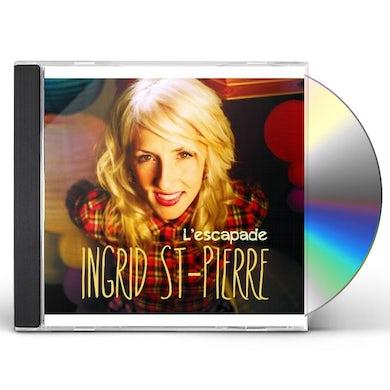 Ingrid St-Pierre LESCAPADE CD