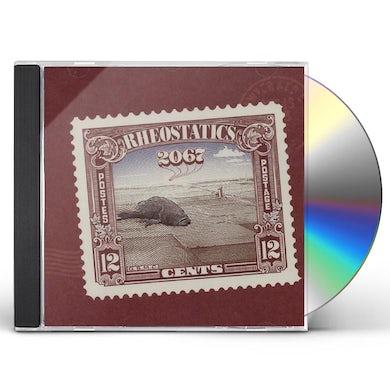 Rheostatics 2067 CD