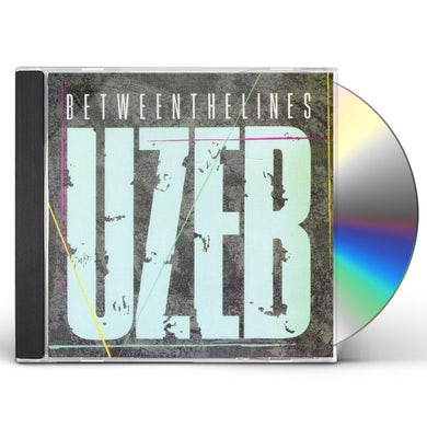 Uzeb BETWEEN THE LINES CD