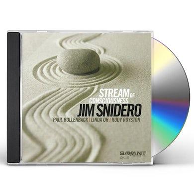 Jim Snidero STREAM OF CONSCIOUSNESS CD