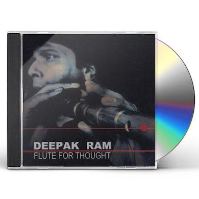 Deepak Ram FLUTE FOR THOUGHT CD