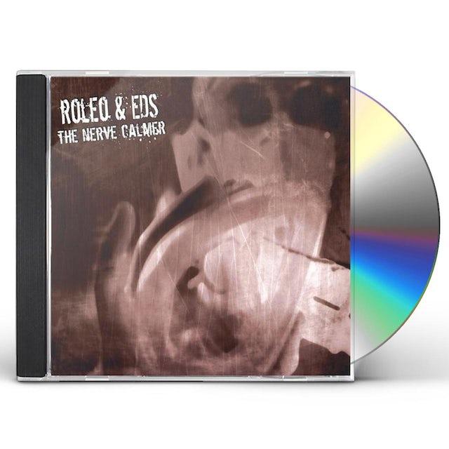 Roleo & EDS NERVE CALMER CD