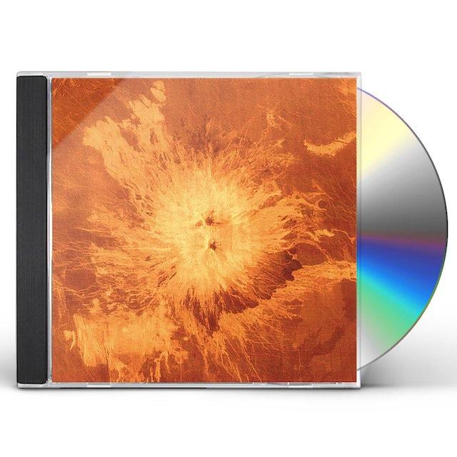 Burnt Fur RADIATE CD