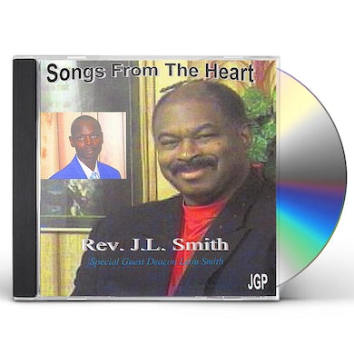 J.L. Smith SONGS FROM THE HEART CD