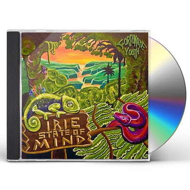 Fortunate Youth IRIE STATE OF MIND CD