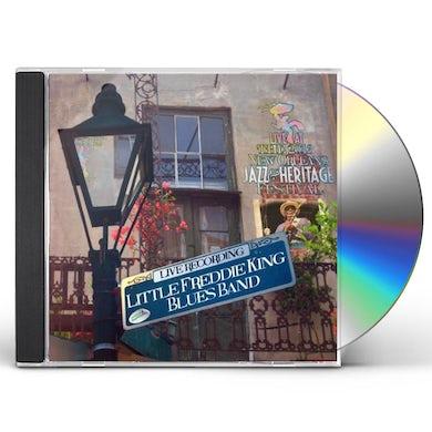 Little Freddie King LIVE AT JAZZFEST 2013 CD