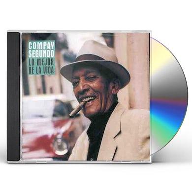 Compay Segundo LO MEJOR DE LA VIDA CD