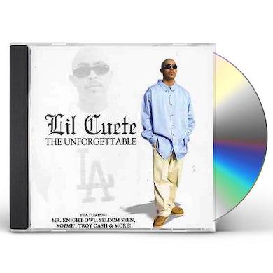 UNFORGETTABLE CD