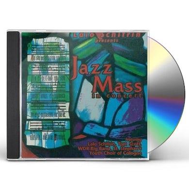 Lalo Schifrin JAZZ MASS CD